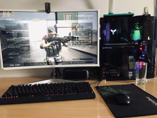 Bảng giá PC gaming i5 4570 H81 8G ram VGA RX580 4G Phong Vũ