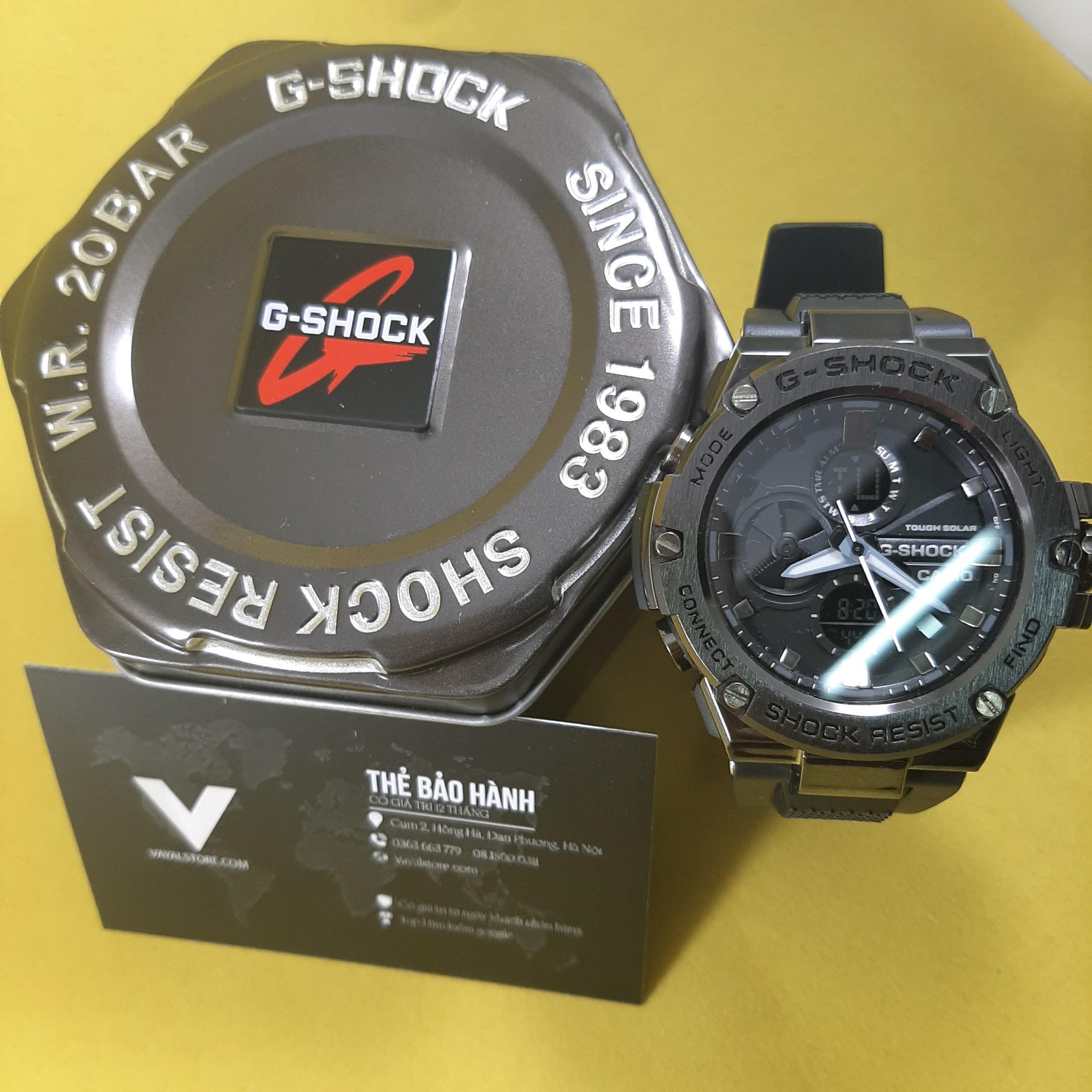 Đồng hồ GSHOCK b100 cá tính chất chơi dành cho nam bán chạy