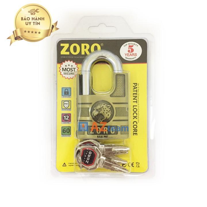 Ổ khóa chống cắt Zoro loại 1