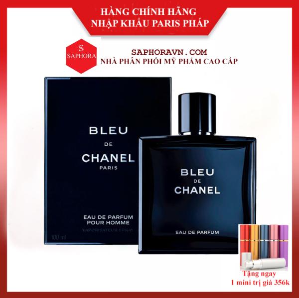 Nước hoa Chanel Bleu nam EDP [100 ml] [Chính hãng]
