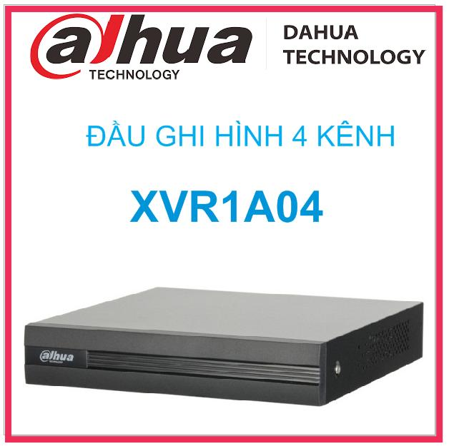 Đầu ghi hình 4 kênh-XVR1A04