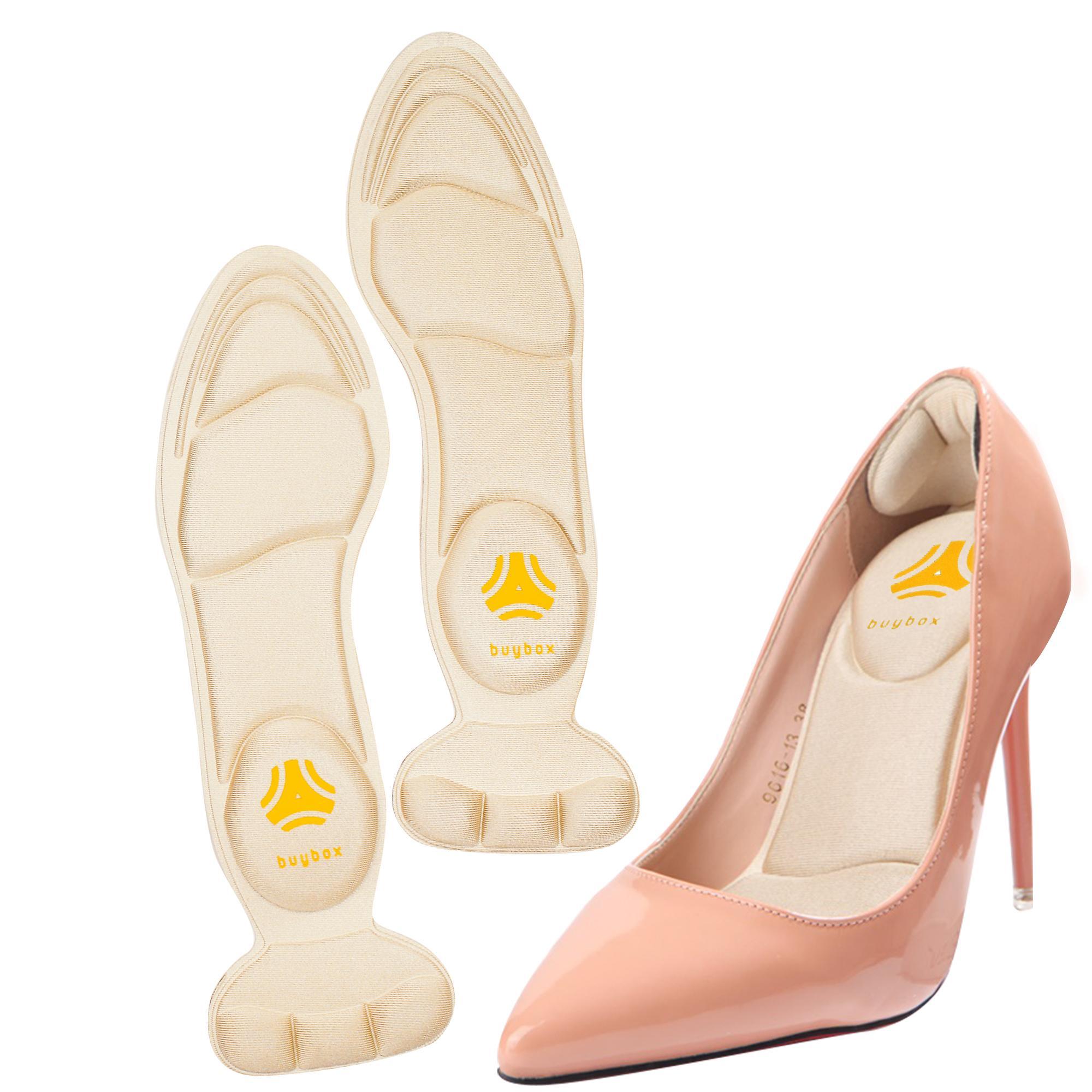 Miếng lót giảm size cho giày bị rộng Cao Cấp, lót giày êm chân và thoáng khí - buybox - BBPK11