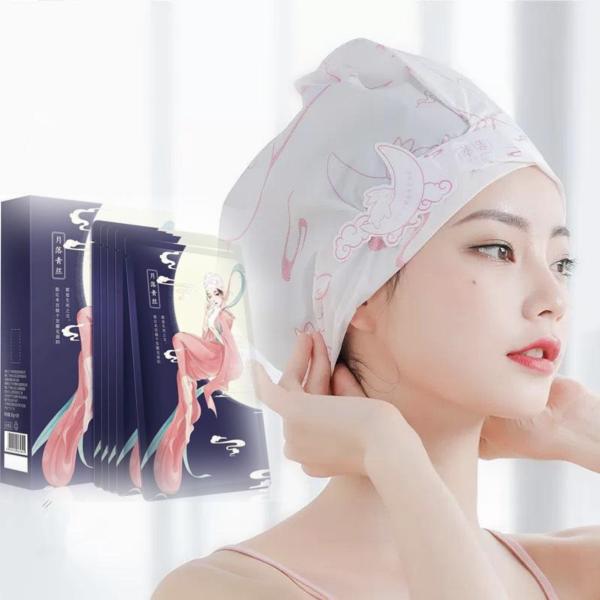 [Hiểu quả tức thì] MẶT NẠ TÓC CÓ KEM Ủ NHƯ ĐI SPA ủ tóc mượt mà cấp ẩm cứu rỗi mái tóc xơ rối dễ rụng giá rẻ