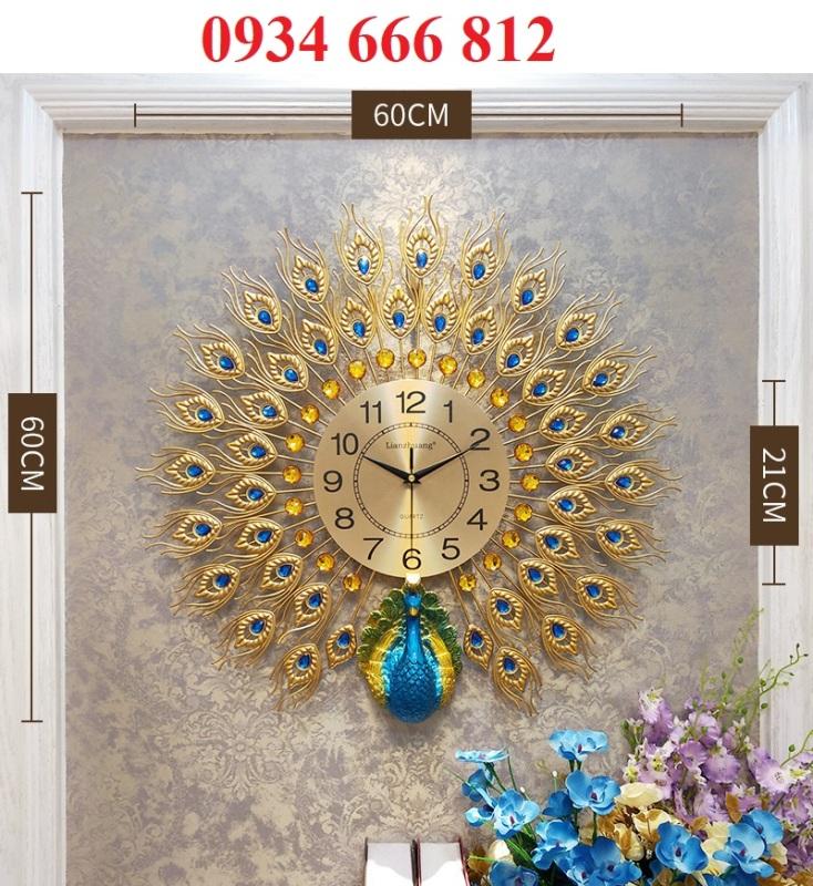 Đồng hồ con công đẹp bán chạy
