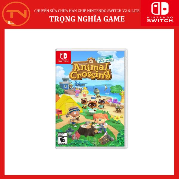 Game Nintendo Switch-Animal Crossing New Horizons