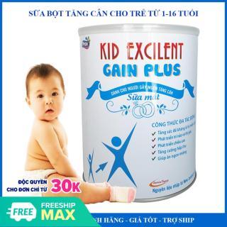 Sữa công thức tăng cân cho trẻ suy dinh dưỡng Kid Gain Plus 900g thumbnail
