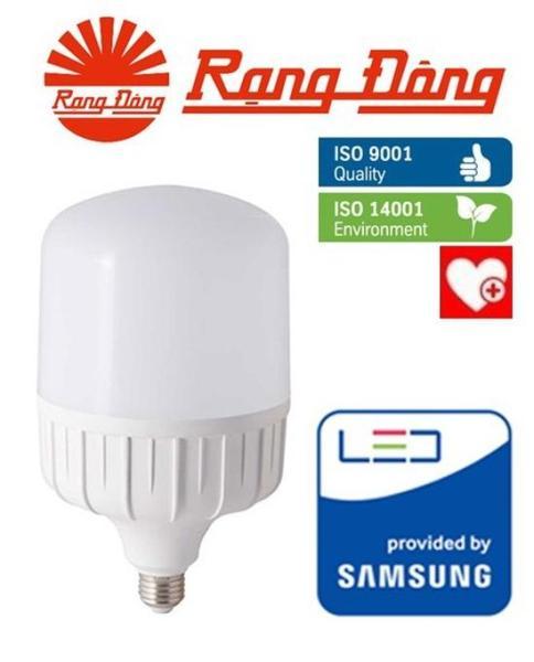 Bóng đèn led cảm biến 15W Rạng Đông, mã TR70/15W.RAD