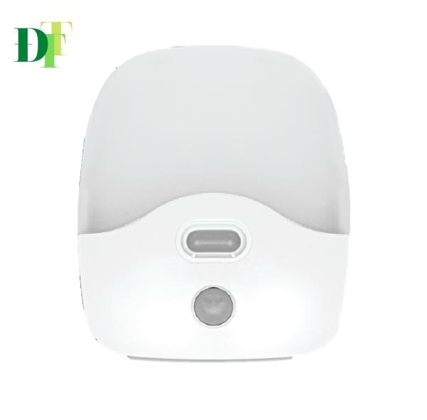 Đèn ngủ cảm biến LED Điện Quang LNL06 ( Cảm biến quang và chuyển động, ánh sáng vàng )
