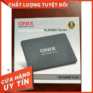 Ổ Cứng SSD 120GB, 240GB QNIX Plasma Series Sata III 6Gbit s, 2.5 Inch, new 100%, bảo hành 36 tháng thumbnail