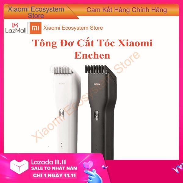 [MIỄN PHÍ SHIP] Tông Đơ Xiaomi Enchen Boost Cắt Tóc Chuyên Nghiệp, Dành Cho Salon Và Gia Đình - Công Suất 5W Mạnh Mẽ, Sạc Qua USB Đen Hoặc Trắng, Có Thể Cắt Tóc, Chấn Viền giá rẻ