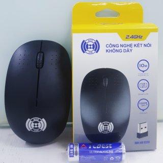 Chuột quang không dây VHM giúp mọi thao tác điều khiển trên các thiết bị như Tivi Box, laptop, PC, Smart TV trở nên dễ dàng và nhanh chóng hơn thumbnail