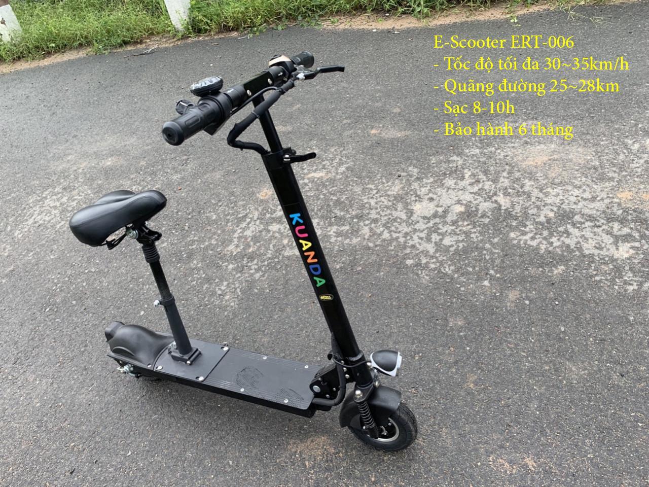 Giá bán xe escooter điện