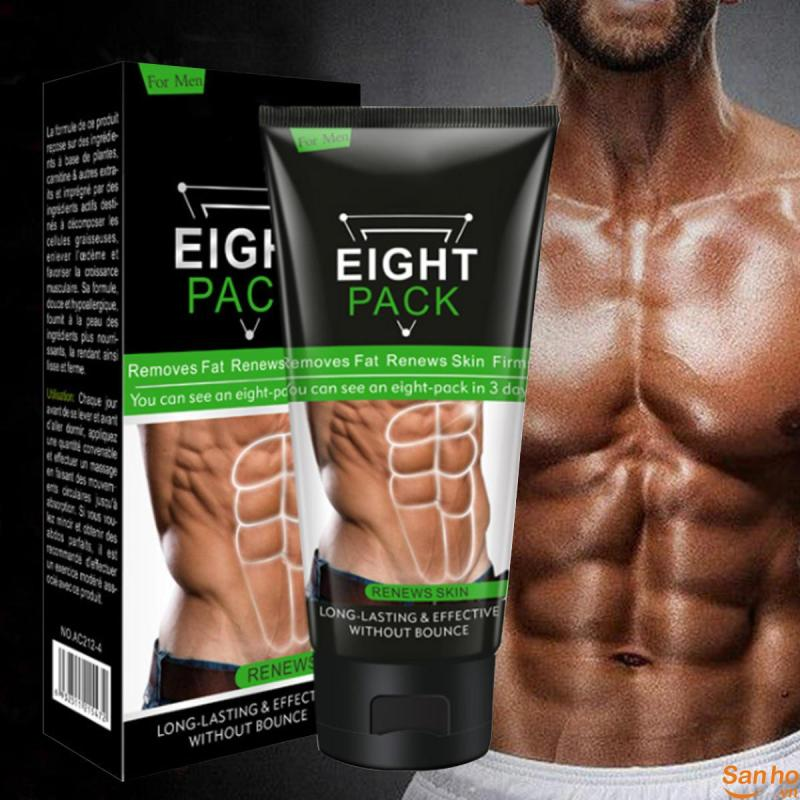 Kem đốt cháy mỡ EIGHT tăng cơ dành cho nam giới giá rẻ
