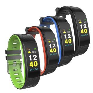 Đồng hồ thông minh, Đồng hồ theo dỗi sức khỏe, Vòng đeo tay đa năng, Vòng đeo tay thông minh theo dõi sức khỏe IWOWN I6 HRC, Hàng cực chất-giá hấp dẫn-sale ngất ngây thumbnail
