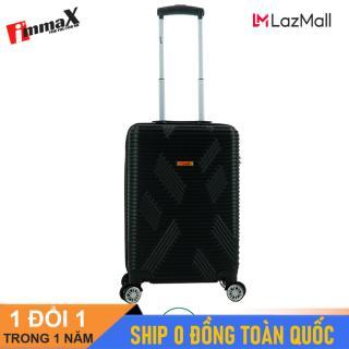 [ MIỄN PHÍ SHIP] Vali nhựa du lịch immaX X11 có size 20inch xách tay lên máy bay và 24inch ký gửi hành lý thumbnail