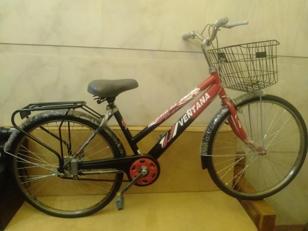 Mua Xe đạp nam cỡ vành 24 inch phù hợp cho học sinh nữ 10-15 tuổi