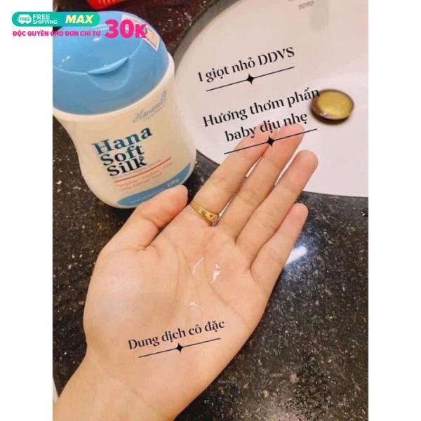 Dung Dịch Vệ Sinh  Phụ Nữ Hana Soft & Silk giá rẻ