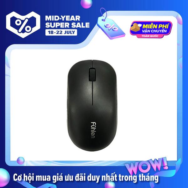 Bảng giá Chuột không dây Fuhlen M70 Phong Vũ