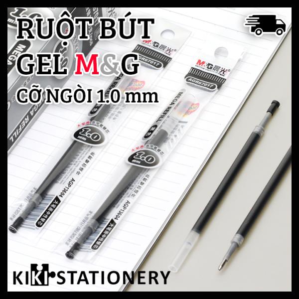Mua Ruột bút Gel cỡ ngòi 1.0mm M&G (Hộp - 20 ruột bút)