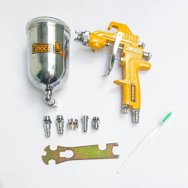 [HCM]Dụng cụ phun sơn Ingco ASG4042 (CÓ NÚT CHỈNH GIÓ) - ASG4042
