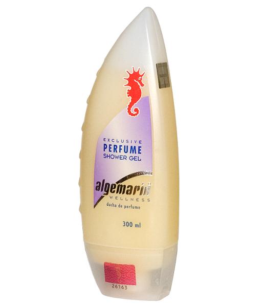 Sữa tắm cá ngựa Trắng Algemarin Perfume chai 300ml nhập khẩu