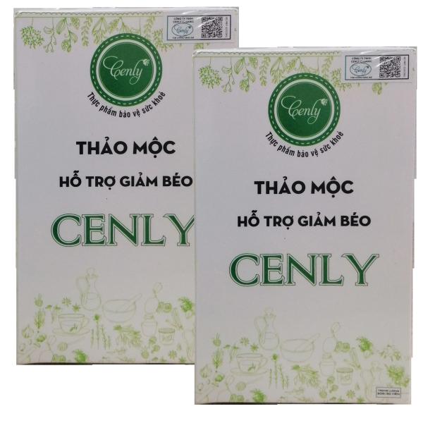 Thảo Mộc Giảm Béo Cenly 30 ngày - Hàng công ty mẫu mới