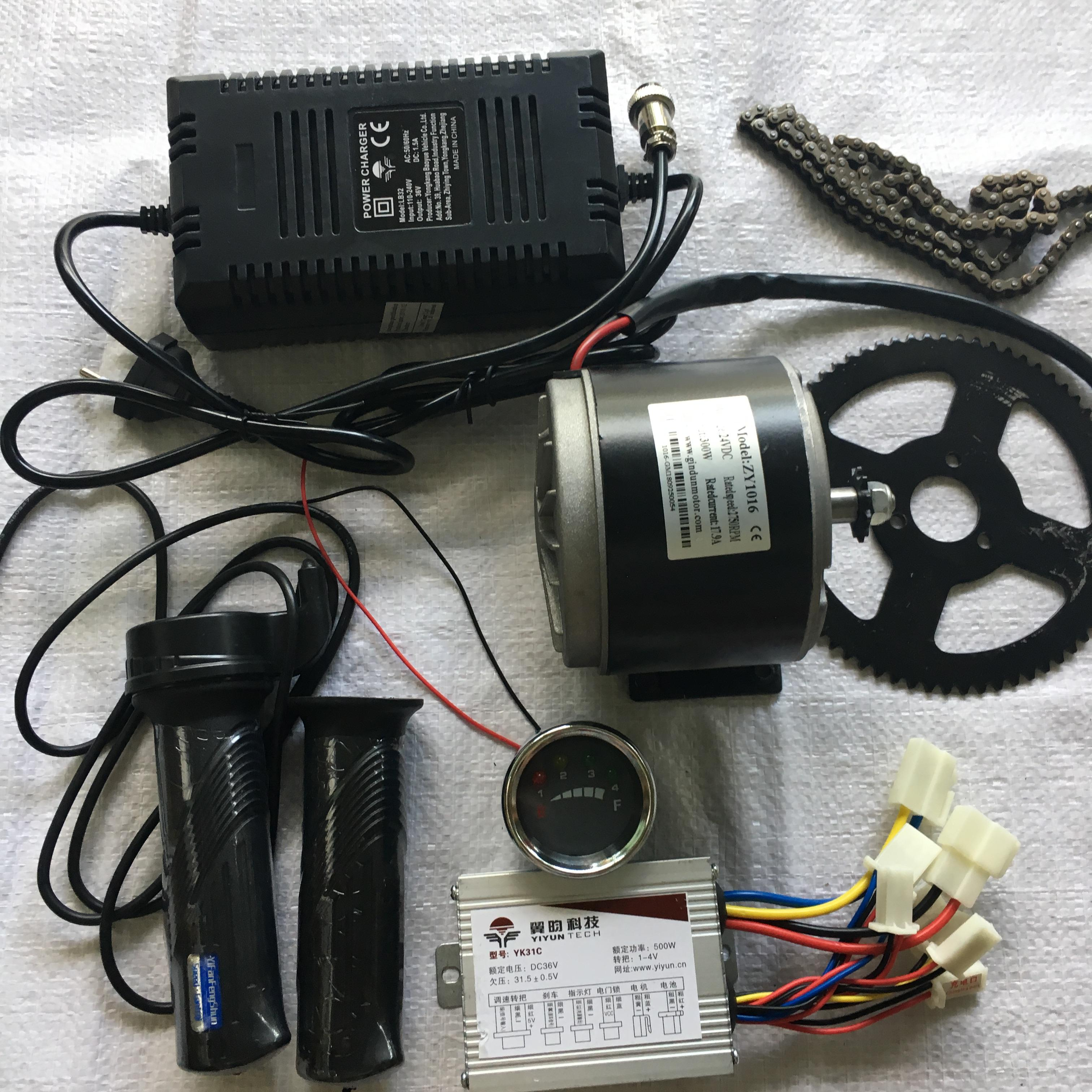 Hot Deal Khi Mua Bộ Chế Xe điện 24V 300W