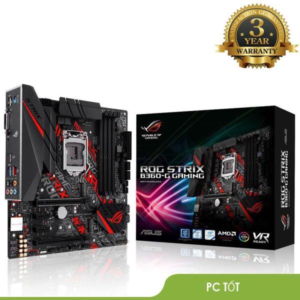 Bảng giá Mainboard Asus ROG Strix B360-G Gaming - Bảo hành 36 tháng Phong Vũ