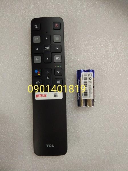 Bảng giá Điều khiển tivi TCL có giọng nói ( hàng chính hãng mới )
