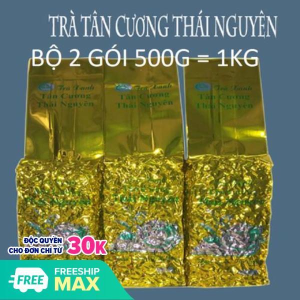 [SIÊU SALE] 1 kg Trà Móc Câu Thái Nguyên Tân Cương Nõn tôm 2 lá