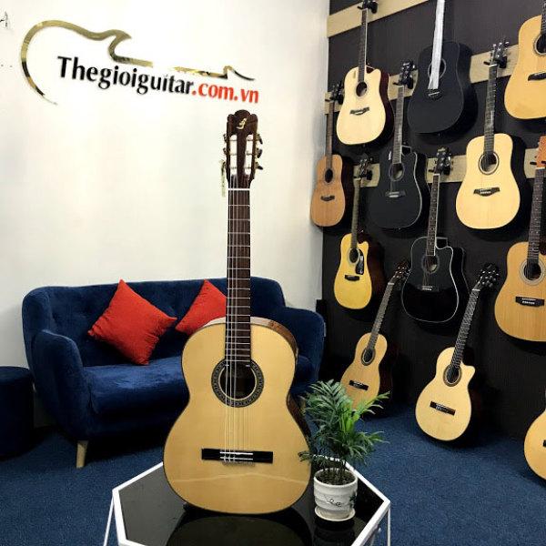Guitar Classic Ba Đờn C550