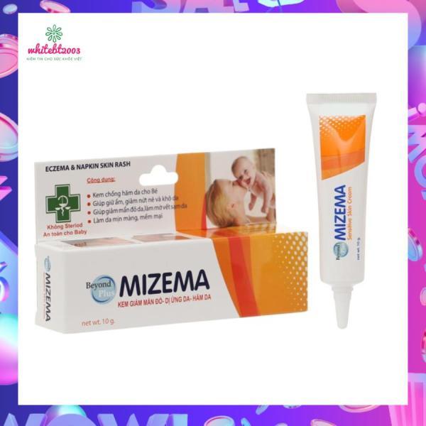 Kem chống hăm, giảm nứt nẻ, mẩn đỏ, khô da và giữ ẩm Beyond Plus Mizema Sensitive Skin giá rẻ