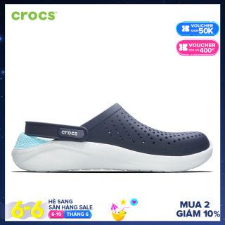 CROCS Giày Clog Unisex LiteRide 204592