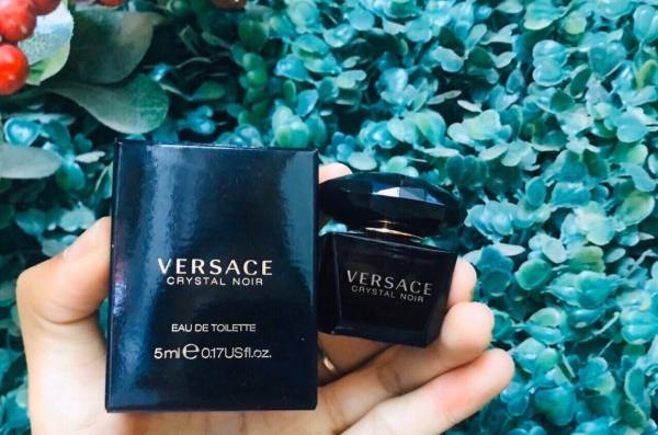 Nước hoa nam cao cấp Versace chai mini 5ml