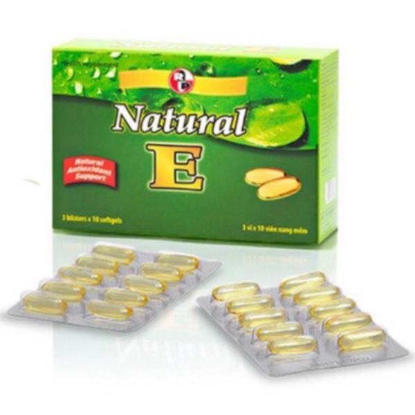 (Chính hãng) Chống lão hóa chống oxi hóa làm đẹp da natural e 400 robinson pharma usa hộp 30 viên., sản phẩm chất lượng, đảm bảo an toàn sức khỏe người sử dụng, cam kết hàng giống hình giá rẻ