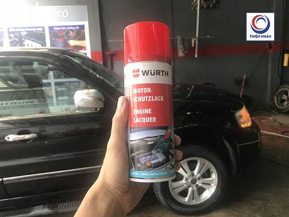 Mua Sơn & sơn lót ô tô Wurth Online, Giá Tốt | Lazada vn