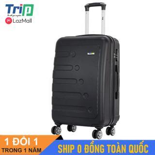 [MIỄN PHÍ SHIP] Vali nhựa TRIP P16 Size 24inch Vali du lịch TRIP Size ký gửi hành lý, đựng từ 15-25kg thumbnail
