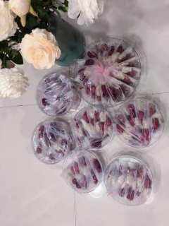 Yến sào khánh hòa set mini com bo đường phèn+ táo đỏ, hạt chia siêu tiết kiệm thumbnail