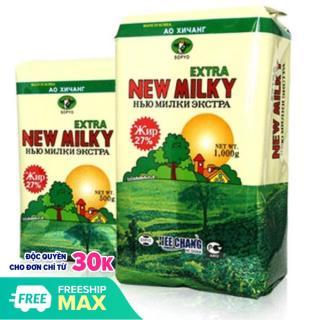 SỮA BÉO NGA NEW EXTRA MILKY BỊCH 1KG DATE MỚI NHẤT - Sữa tăng cân, dinh dưỡng cho người gầy, nhẹ cân - New milky extra thumbnail