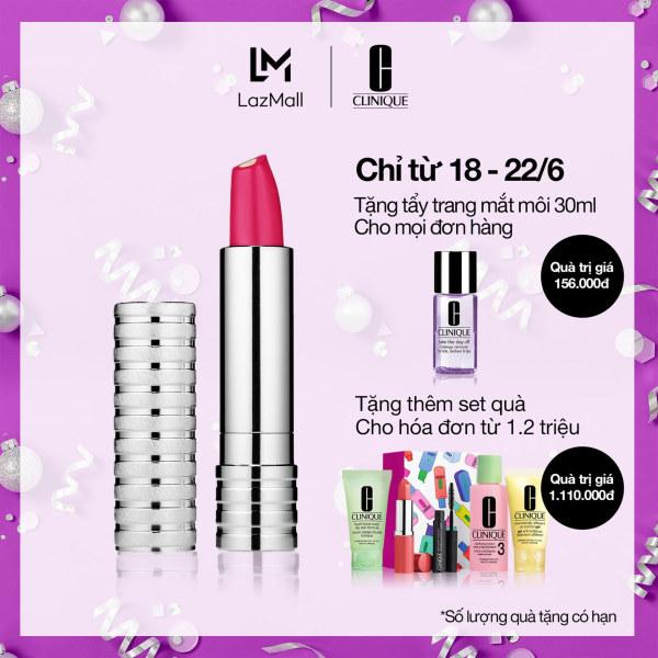 Son môi Clinique Dramatically Different Lipstick Shaping Lip Colour 3g
