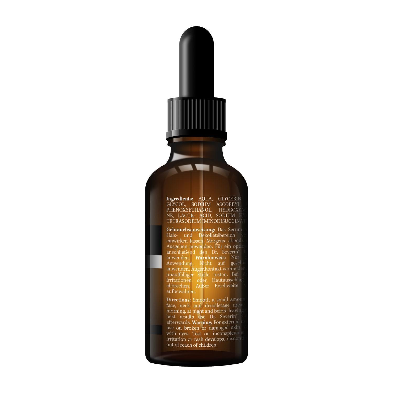 Combo 02 Serum Vitamin C Hyaluron Dr. Severin 50ml