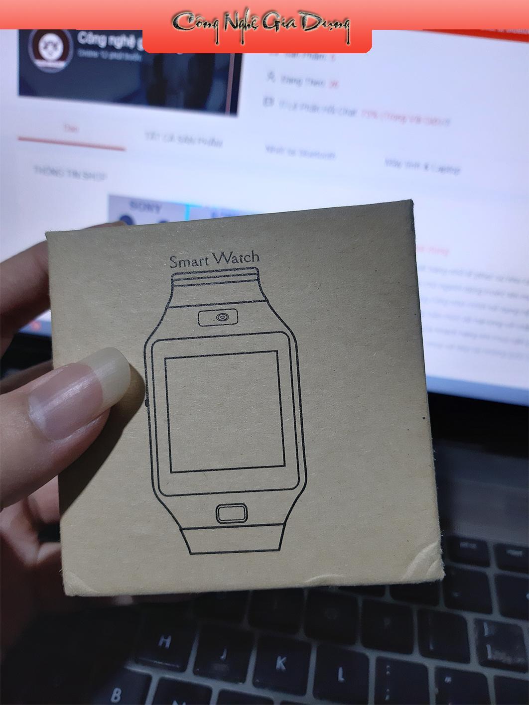 [BH 1 Tháng] Đồng Hồ Thông Minh DZ09, Smart Watch DZ09 Duy Nhất Khuyến Mại Hôm Nay