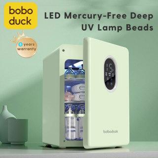 Máy tiệt trùng sấy khô boboduck F6233 bằng tia UV công nghệ LED UV dung tích 19L bảo hành 12 tháng chính hãng thumbnail