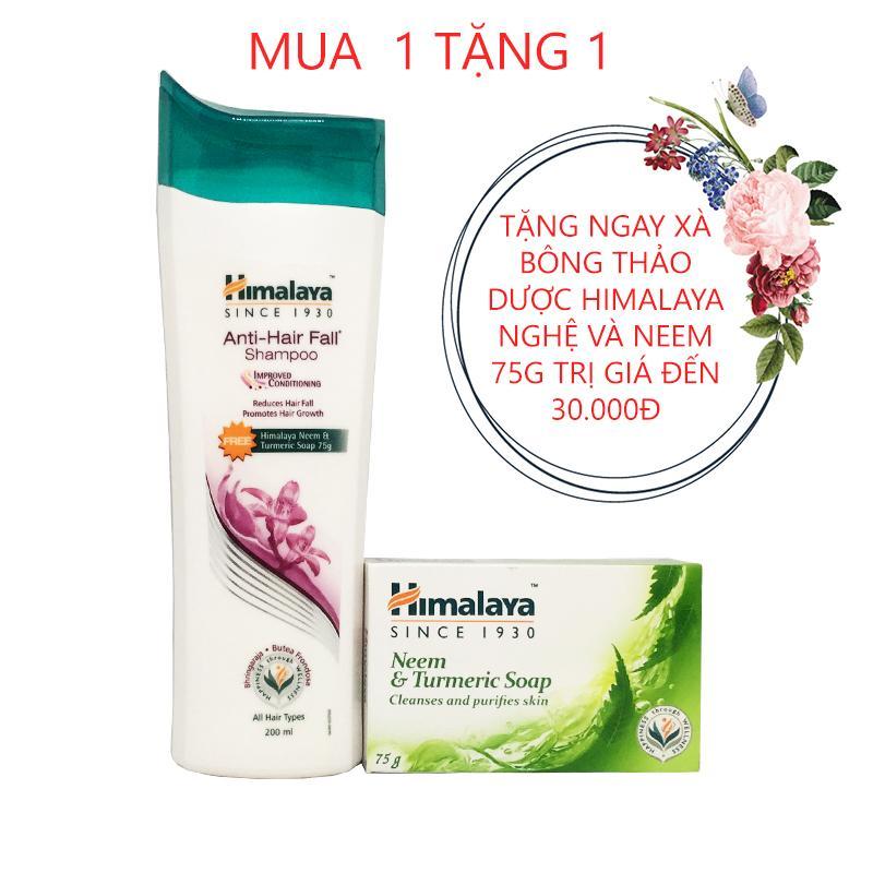 Dầu gội chống rụng tóc Himalaya Shampoo Ấn Độ 200ml tốt nhất