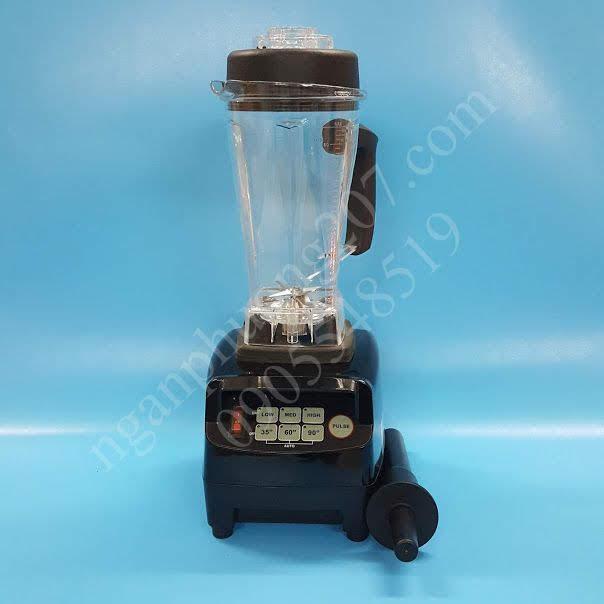 Máy xay sinh tố công nghiệp Blender B800A 2200W, Cối xay 2 lít cao cấp