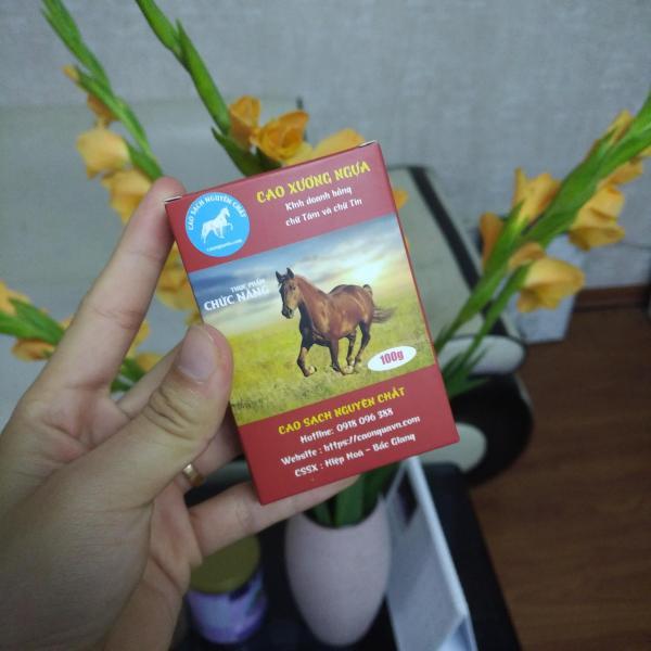 Cao Xương Ngựa Thường Bắc Giang Nguyên Chất Giá Gốc
