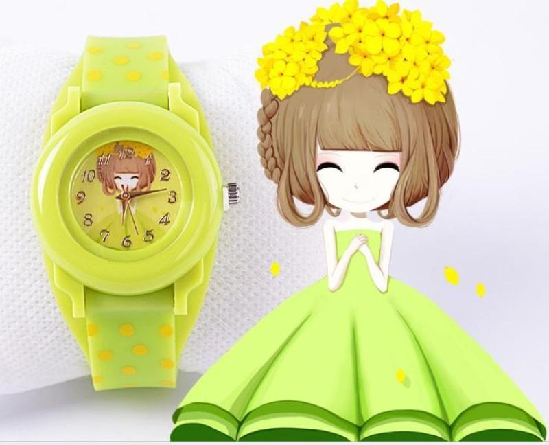 Đồng hồ cho bé gái YC160520 bán chạy