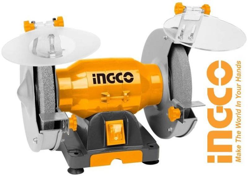 Máy mài để bàn 2 đá 150mm 6inch 150W Bench Grinder INGCO BG61502