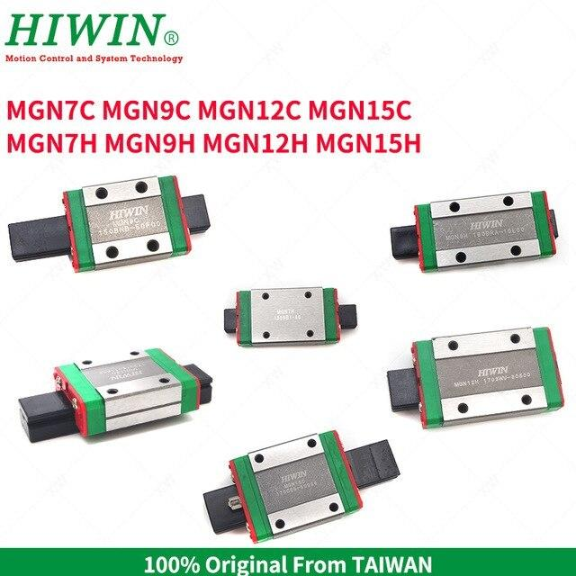 Con trượt Hiwin MGN7CC