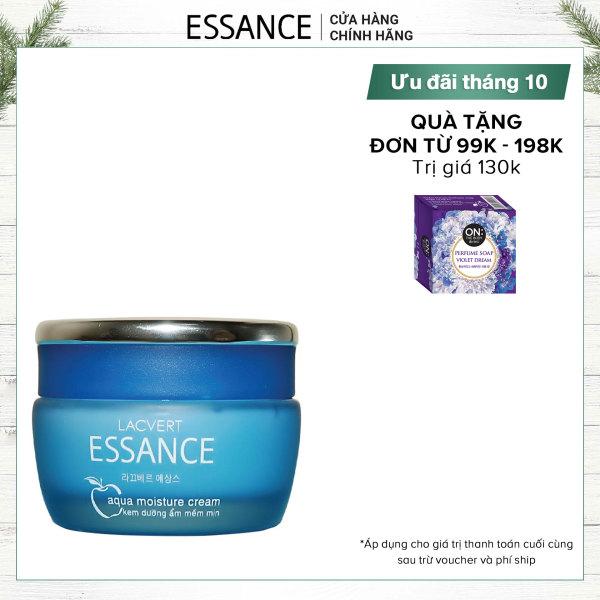 Kem dưỡng ẩm mềm min Essance Aqua Moisture Cream 40g